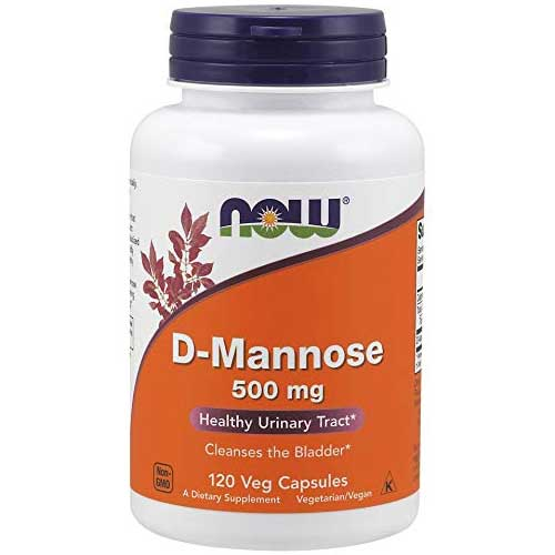D-Mannose NOW