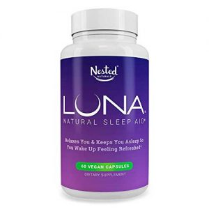Luna Natural Sleep Aid Nested Naturals