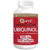 Mega CoQ10 Ubiquinol Qunol