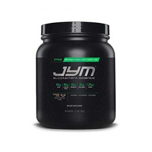 Pre Jym JYM Supplement Science