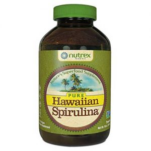 Hawaiian Spirulina Nutrex Hawaii