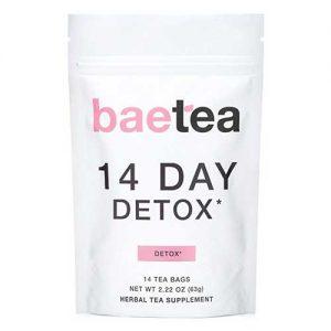 14 Day Teatox Detox Baetea