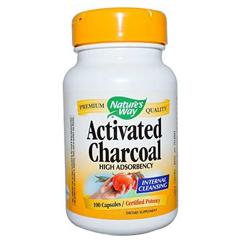 Activated Charcoal Nature's Way