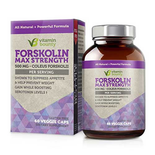 Forskolin Vitamin Bounty