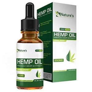 Hemp Oil Nature's Blueprint