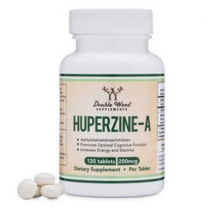 Huperzine A Double Wood Supplements