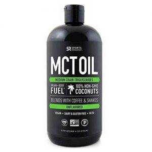 MCT Oil Sports Research