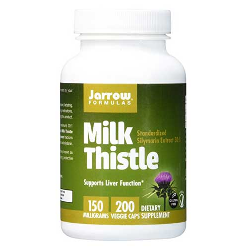Milk Thistle Jarrow Formulas