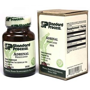 Adrenal Desiccated Standard Process