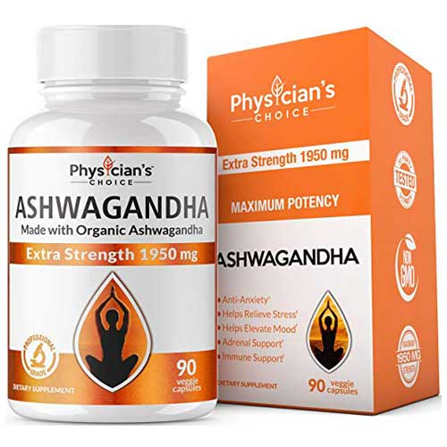 Ashwagandha Physicians Choice