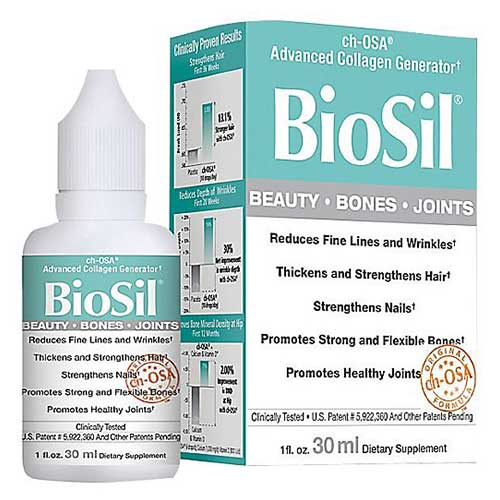 BioSil Natural Factors