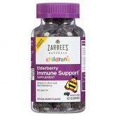 Children's Elderberry Immune Support Zarbee's Naturals