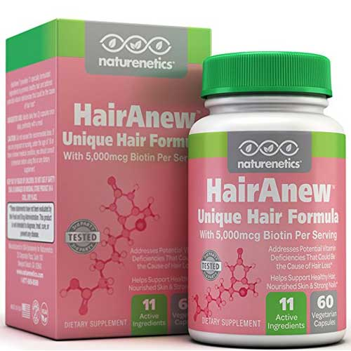 HairAnew Naturenetics