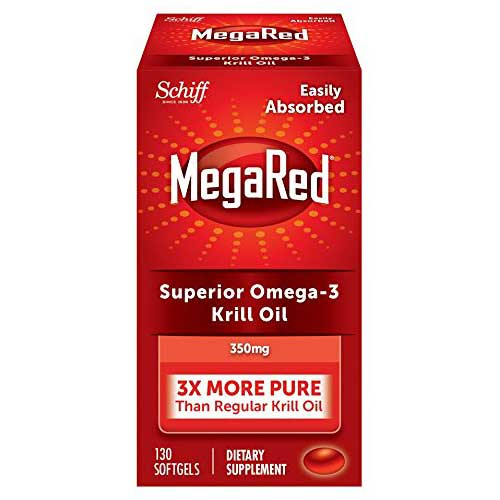 MegaRed Schiff Vitamins