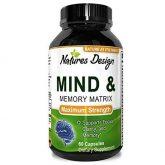 Mind & Memory Matrix Natures Design