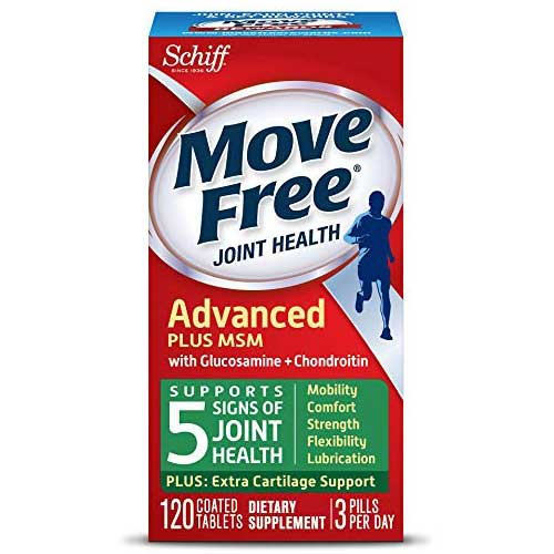 Move Free Schiff Vitamins