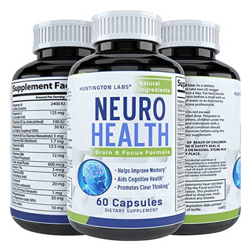 Neuro Health Huntington Labs
