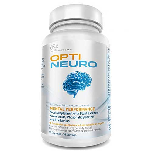 Optineuro Nutribioticals Ltd