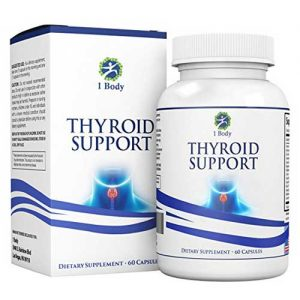 Thyroid Support 1 Body